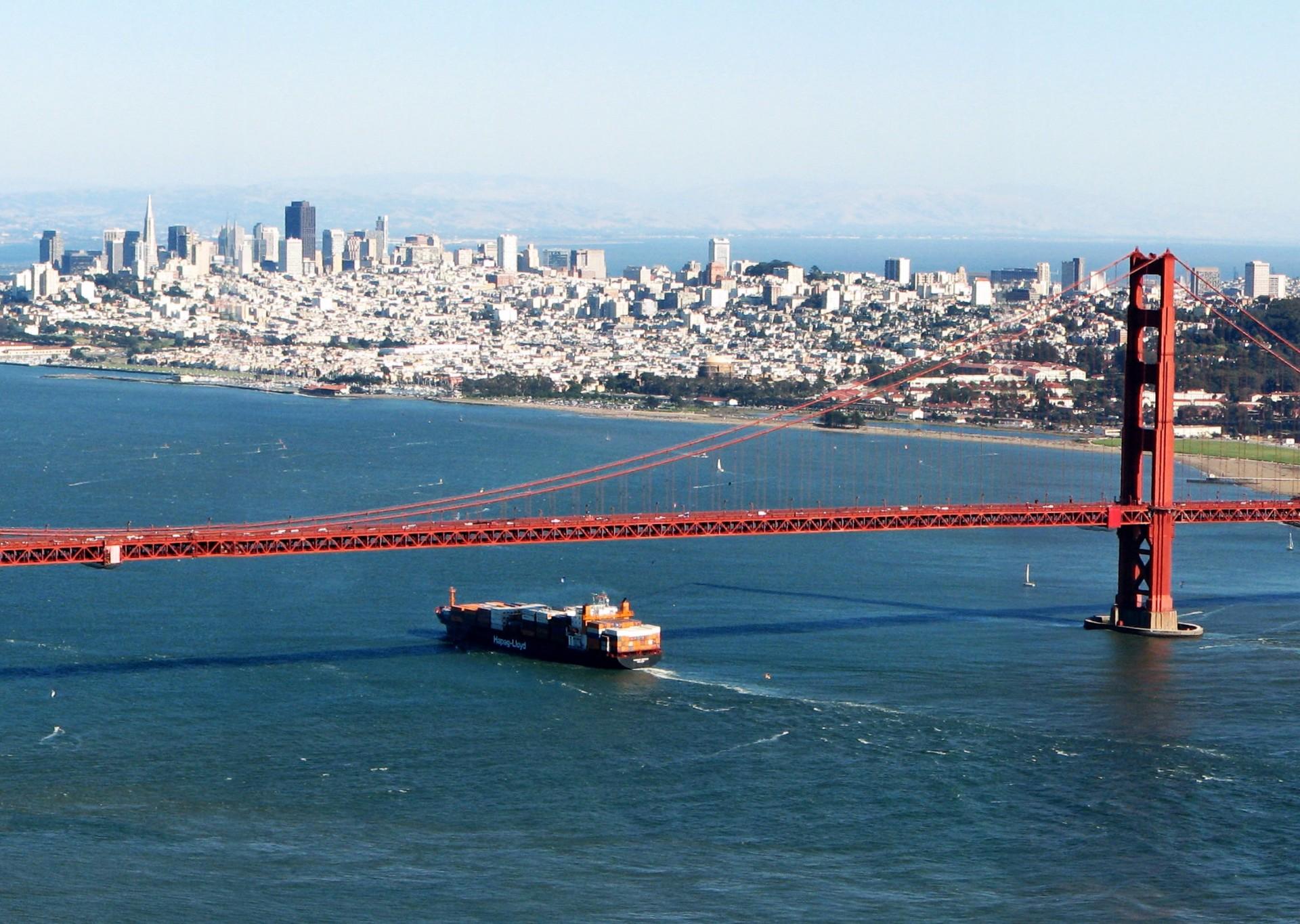 San Francisco Population in 2017