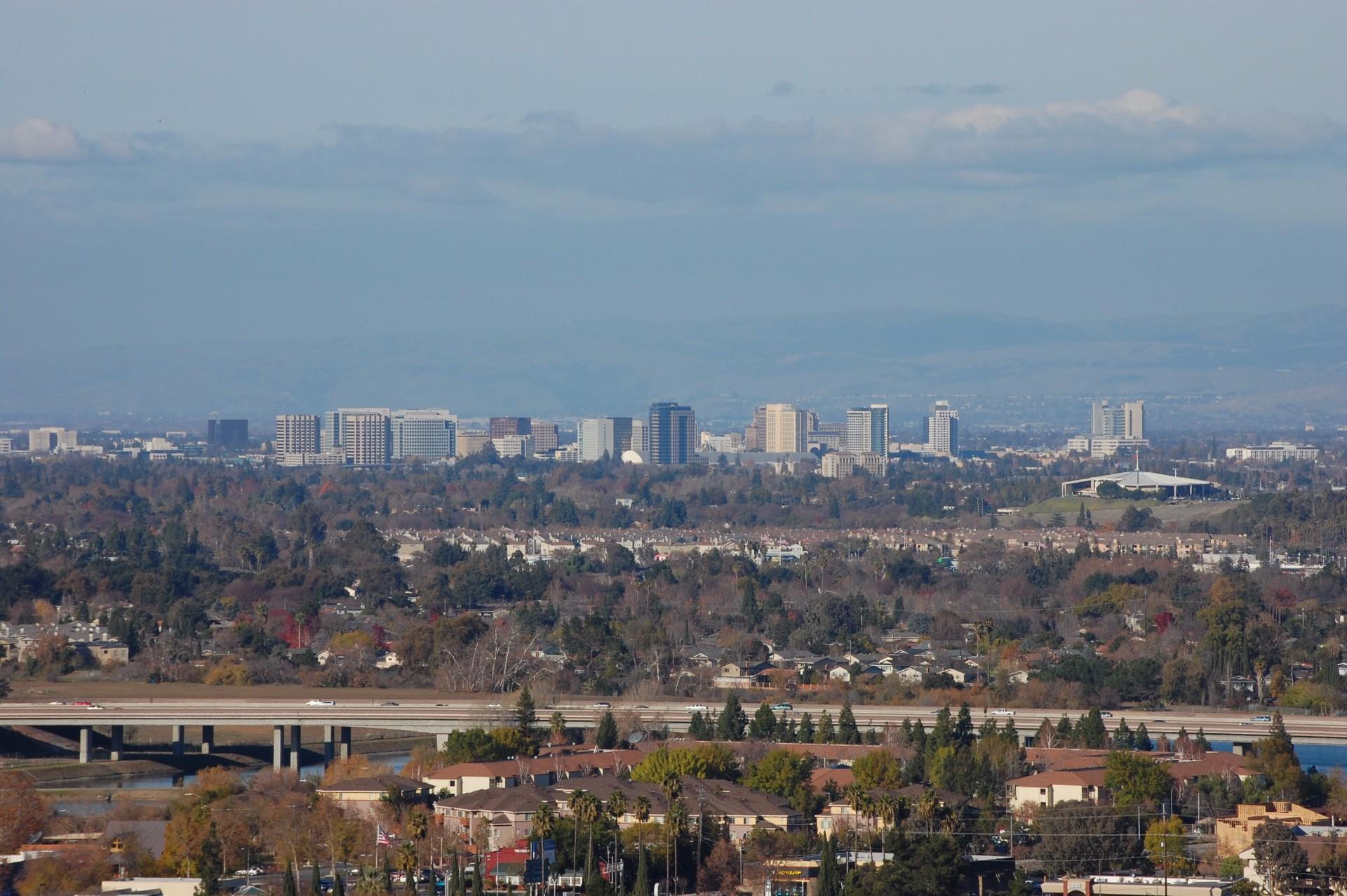 San Jose Population in 2017