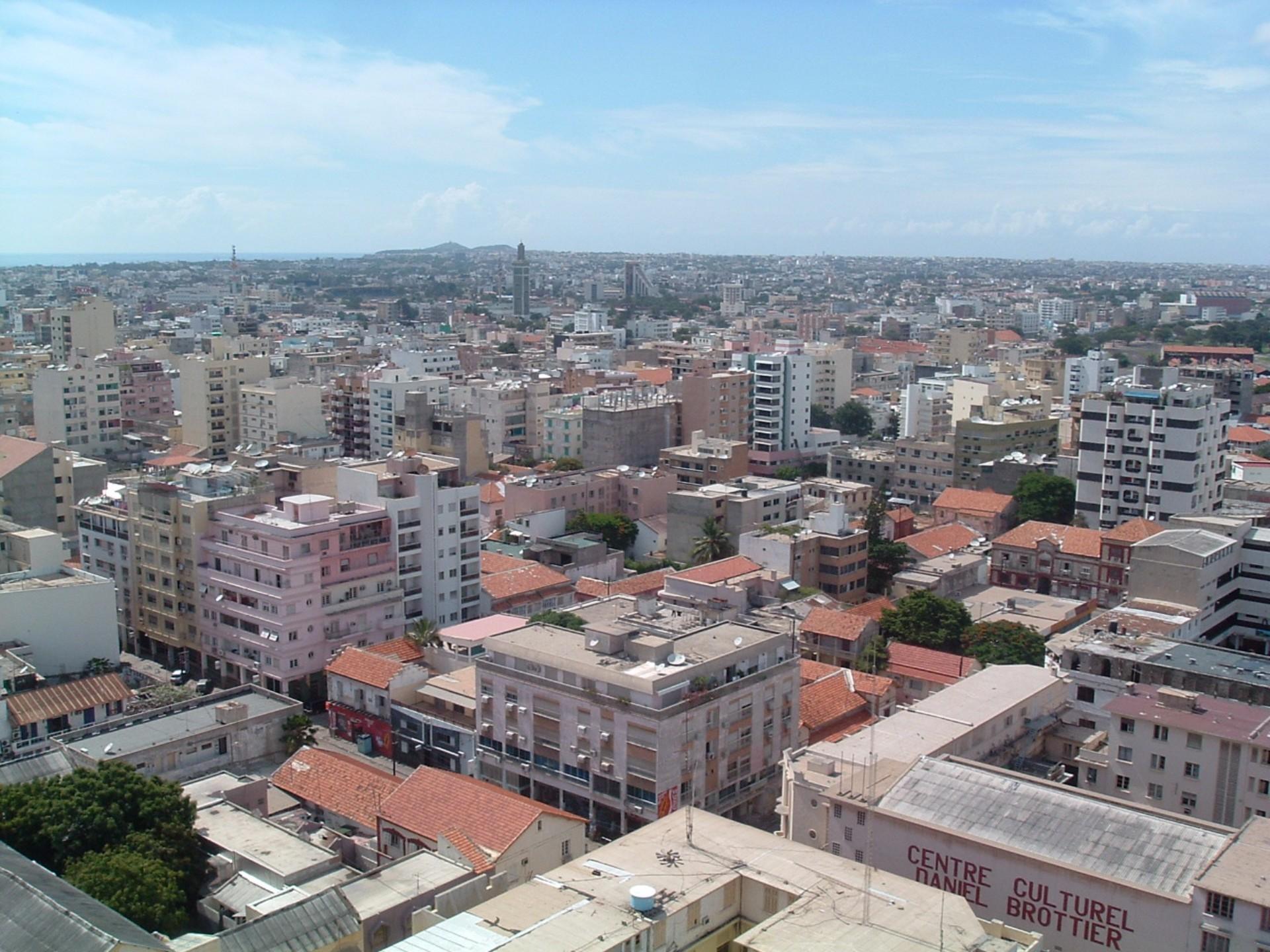 Senegal Population in 2017