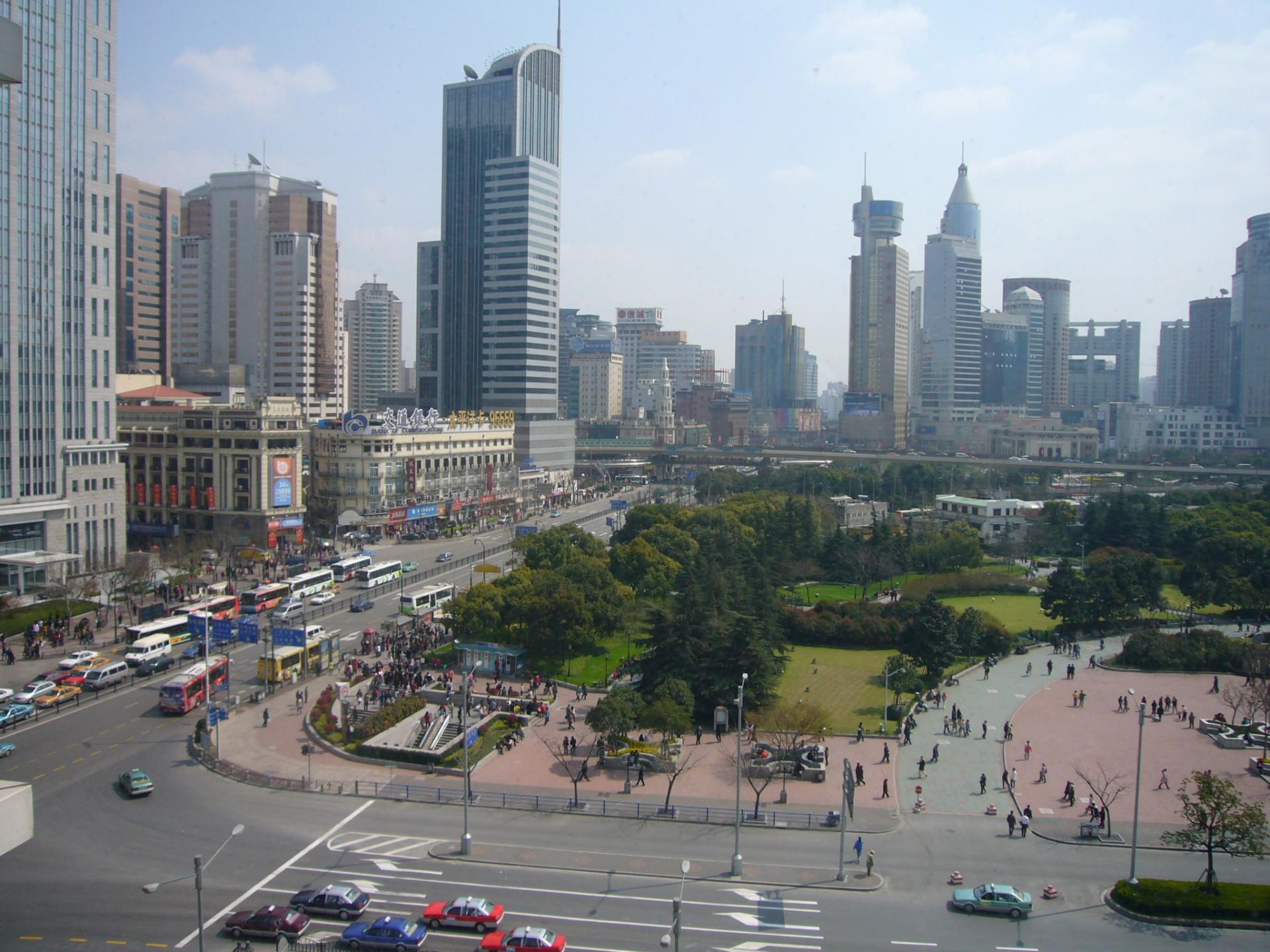 Shanghai Population in 2017