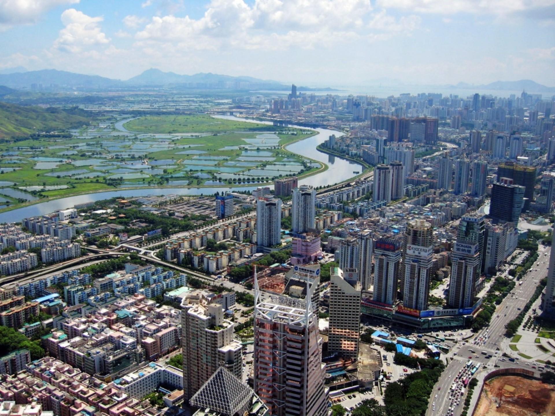 Shenzhen Population in 2017