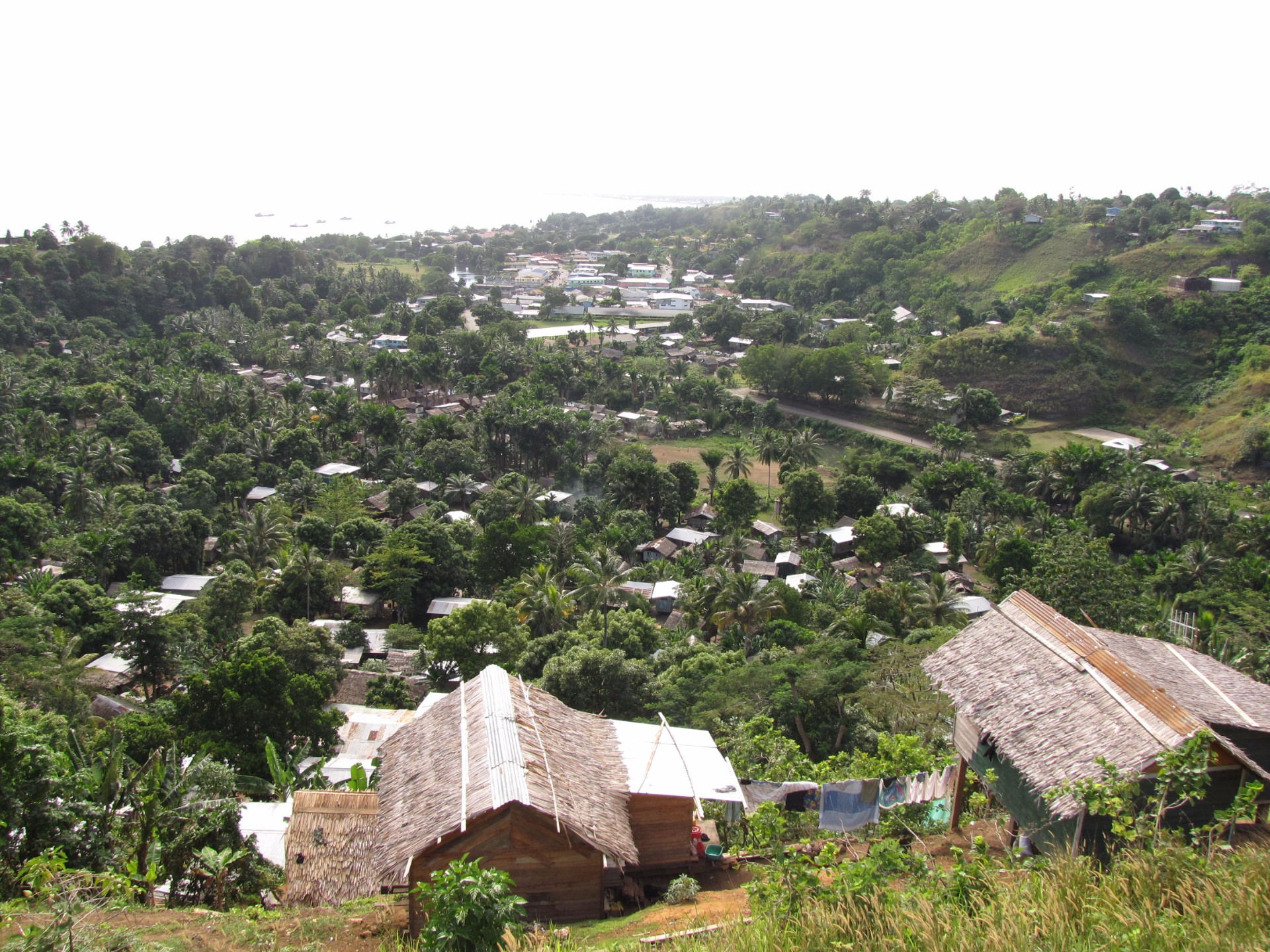 Solomon Islands Population in 2017