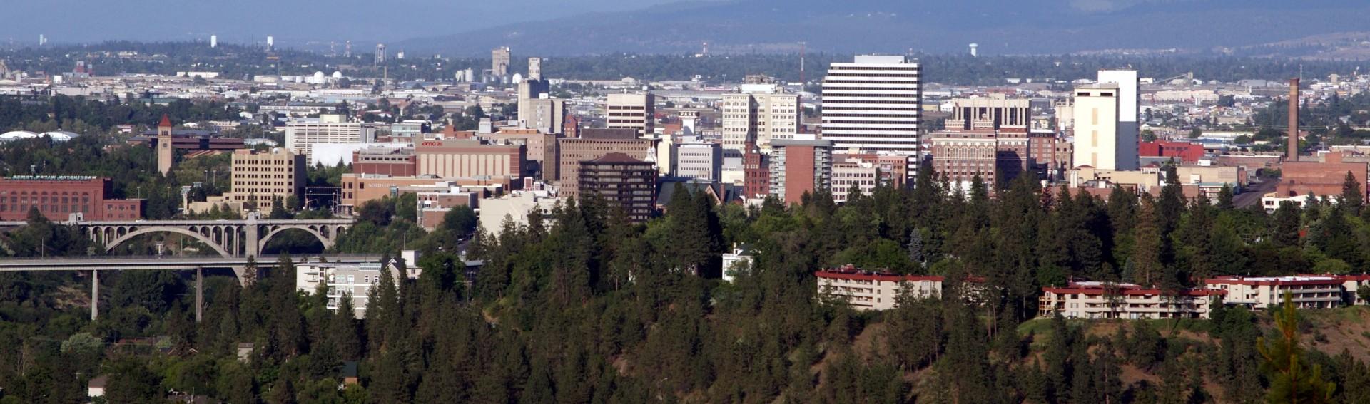 Spokane Population in 2017