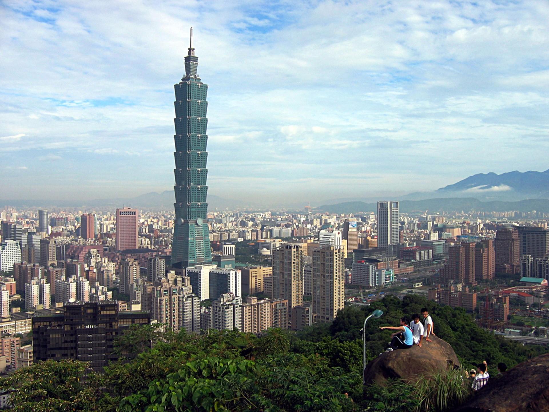 Taiwan Population in 2017