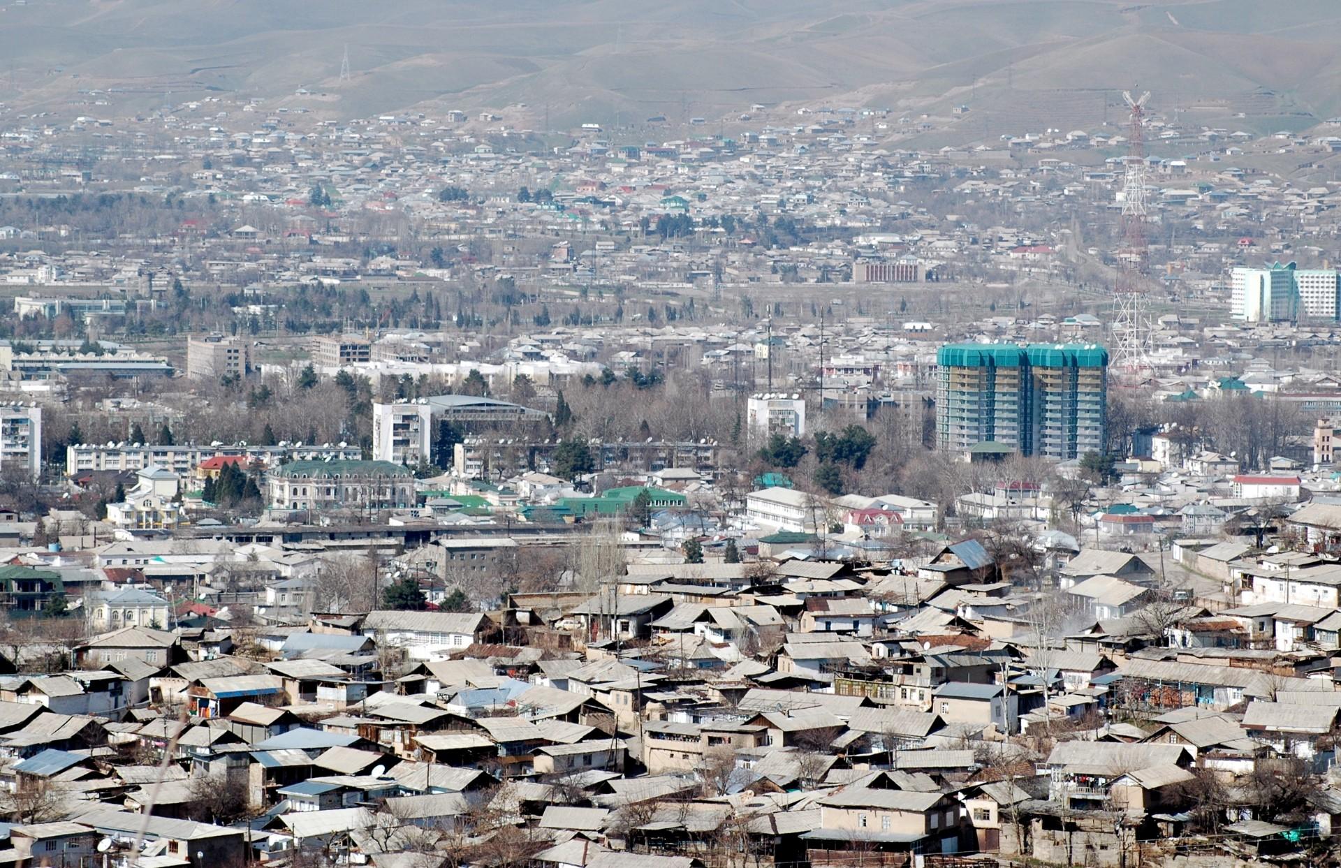 Tajikistan Population in 2017