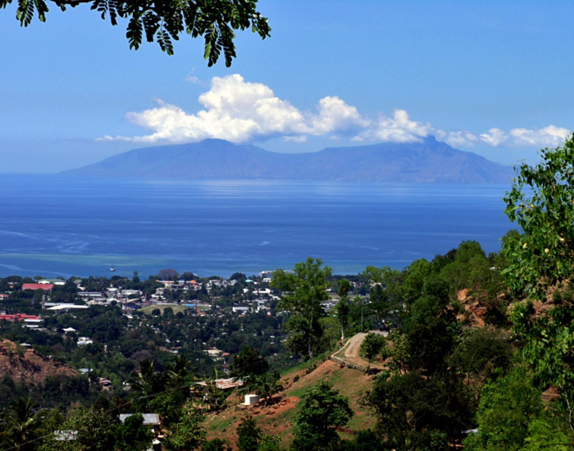 Timor Leste Population in 2017