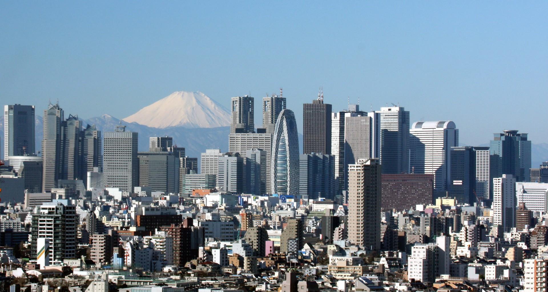 Tokyo Population in 2017