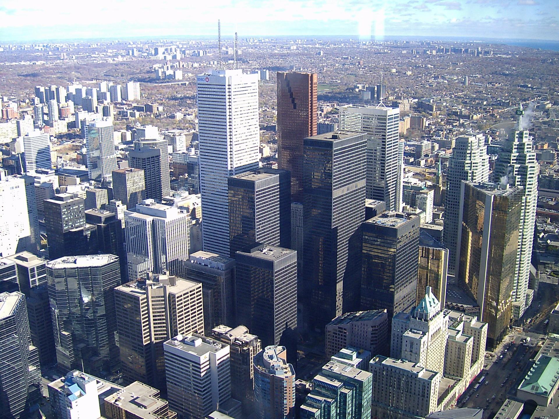 Toronto Population in 2017