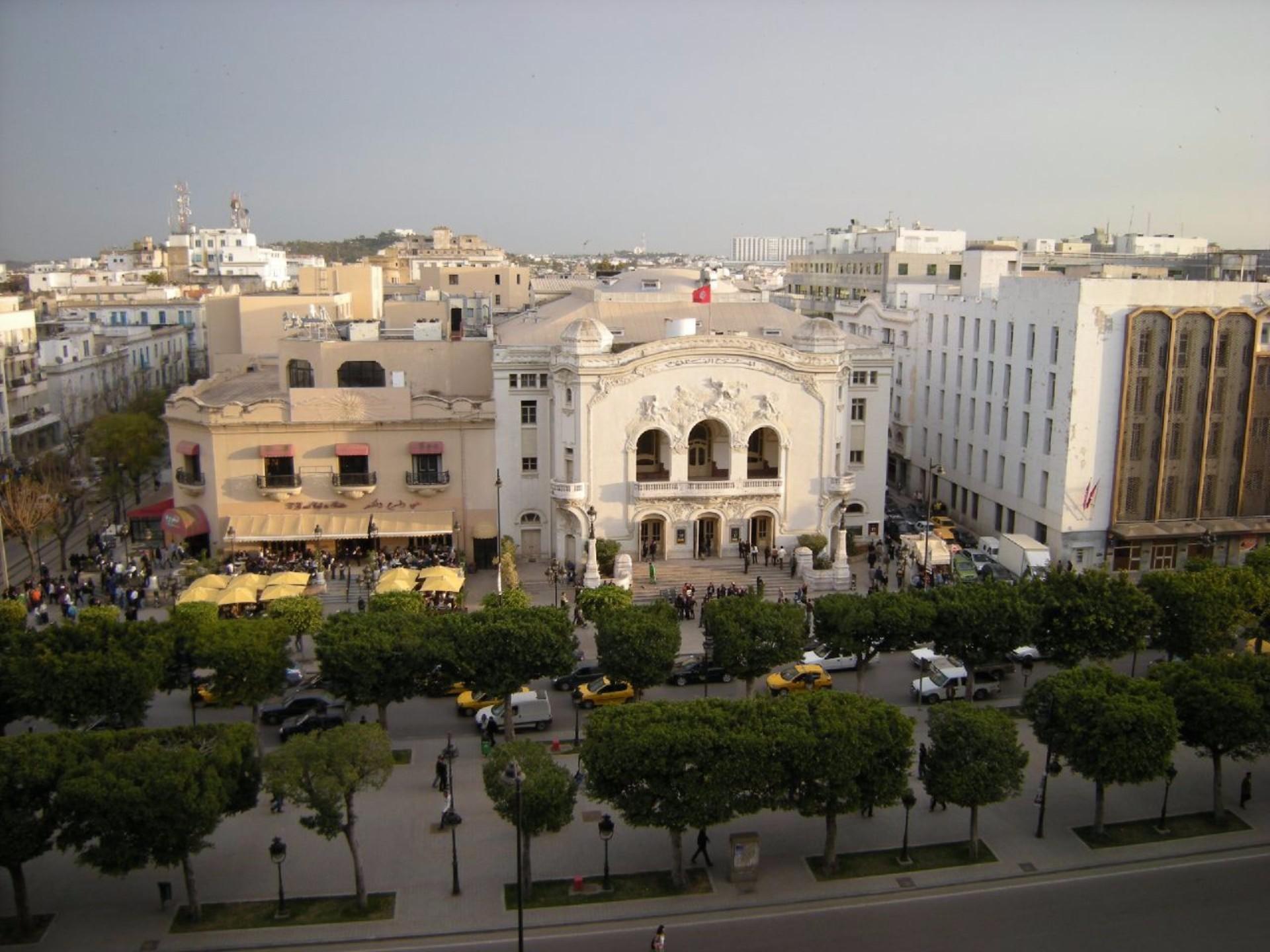Tunisia Population in 2017