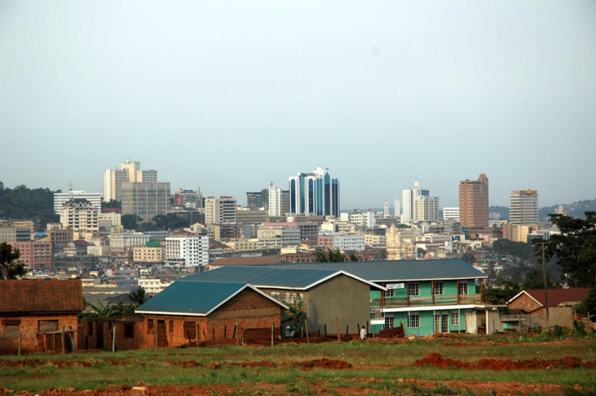 Uganda Population in 2017