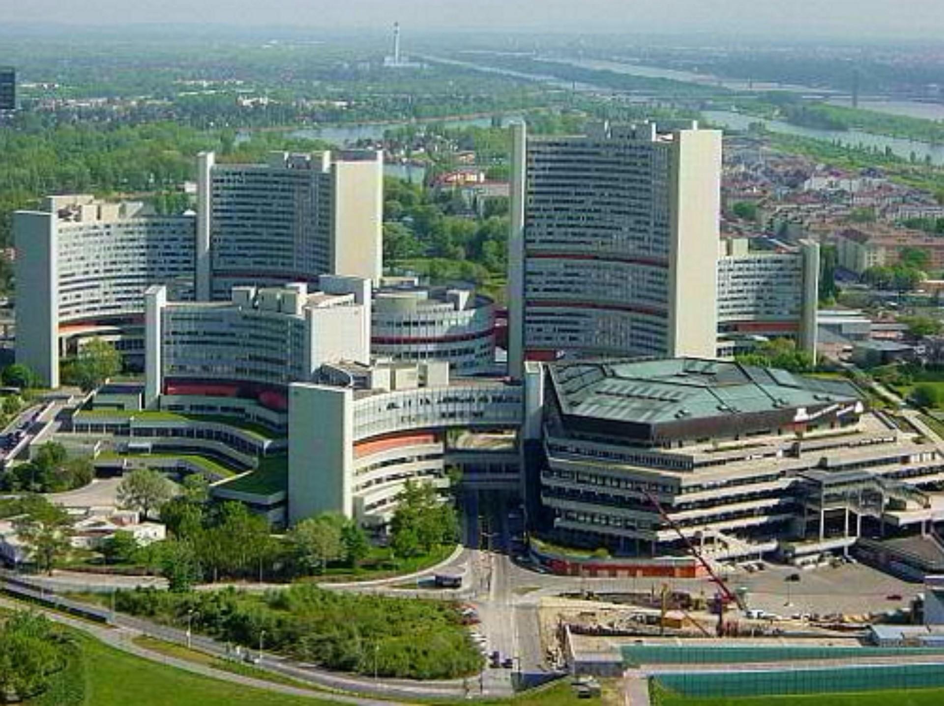 Vienna Population in 2017