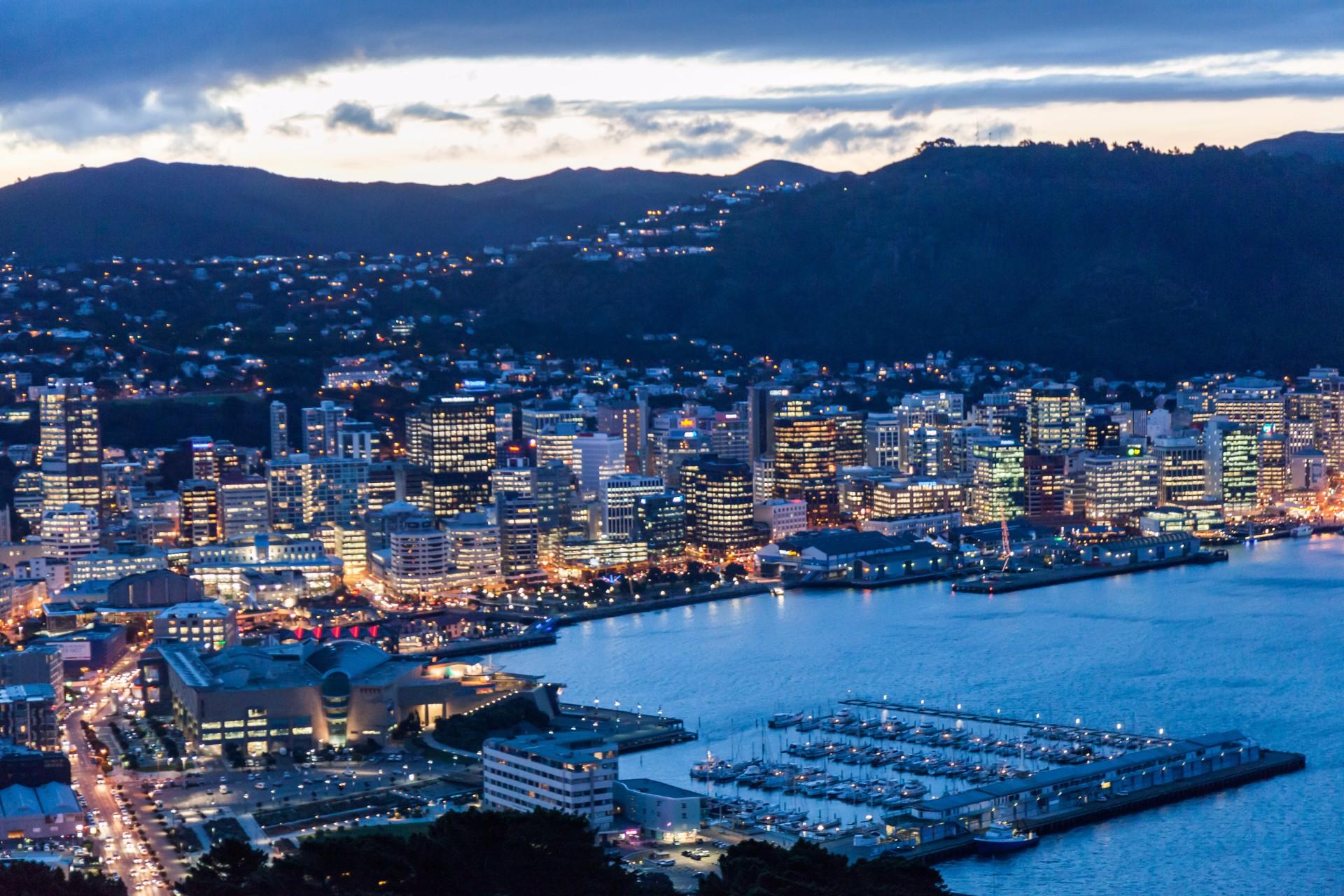 Wellington Population in 2017