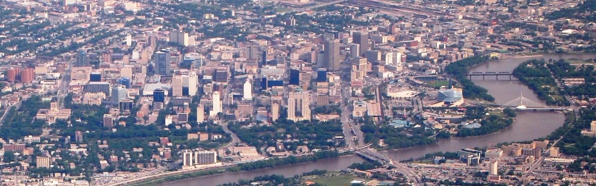 Winnipeg Population in 2017