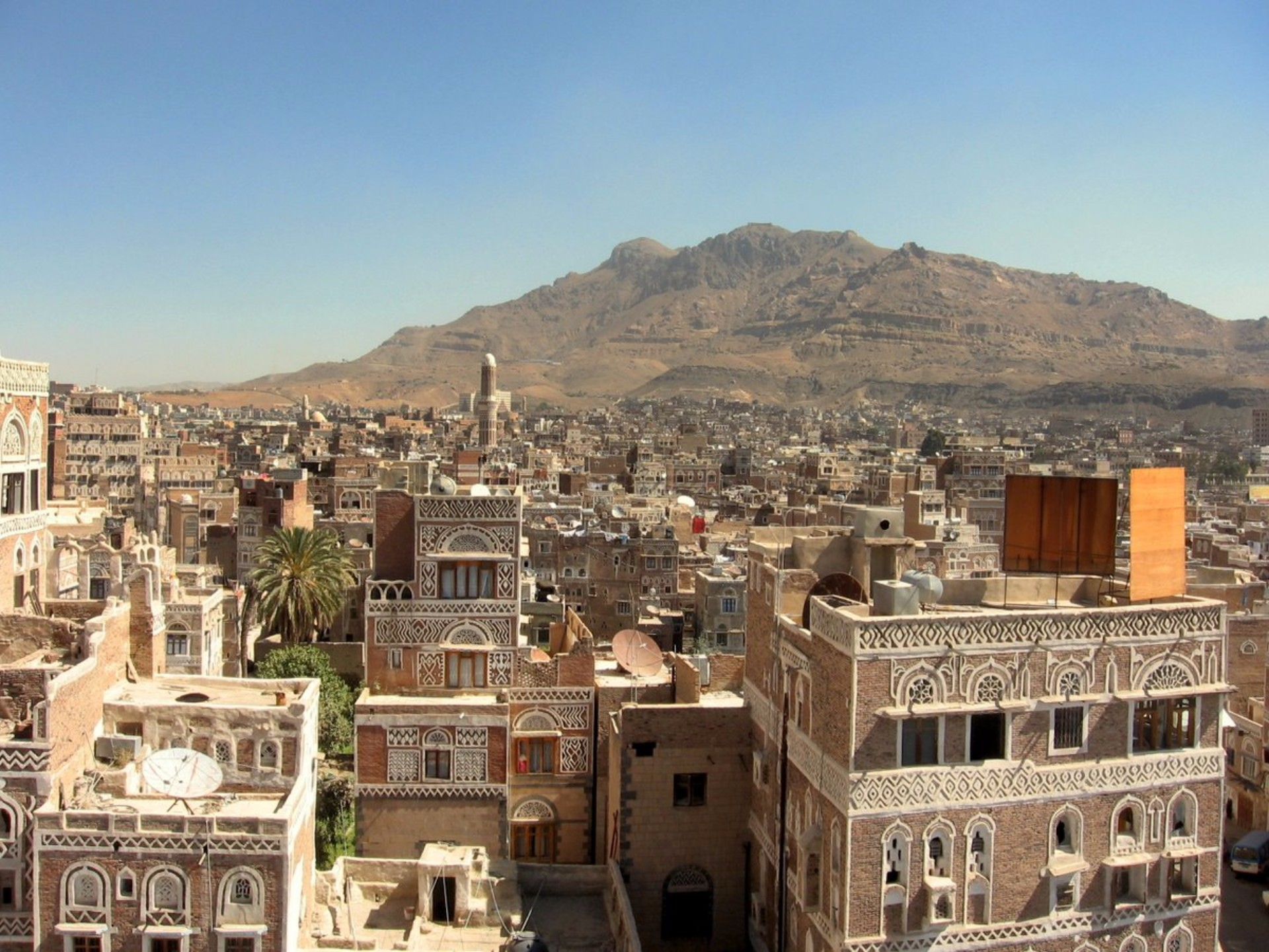 Yemen Population in 2017