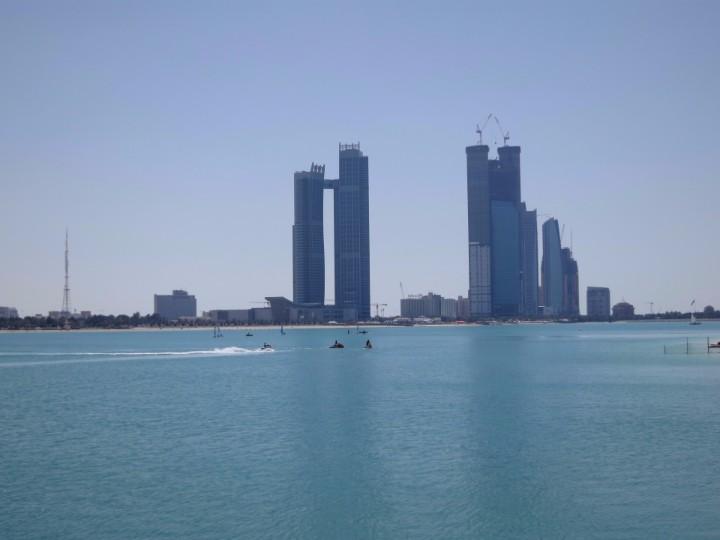 Population of Cities in United Arab Emirates (2019)