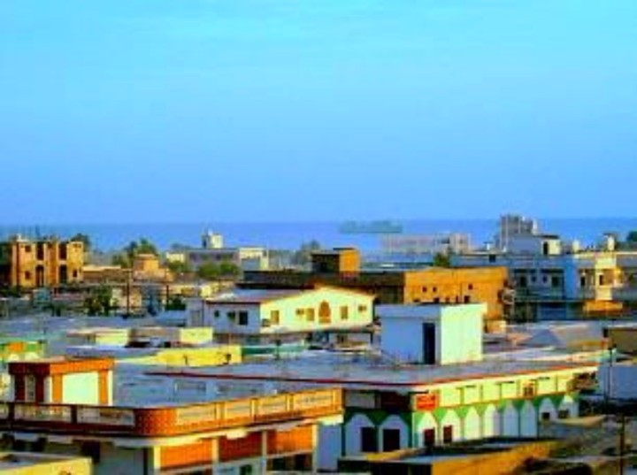 Population of Cities in Somalia (2019)