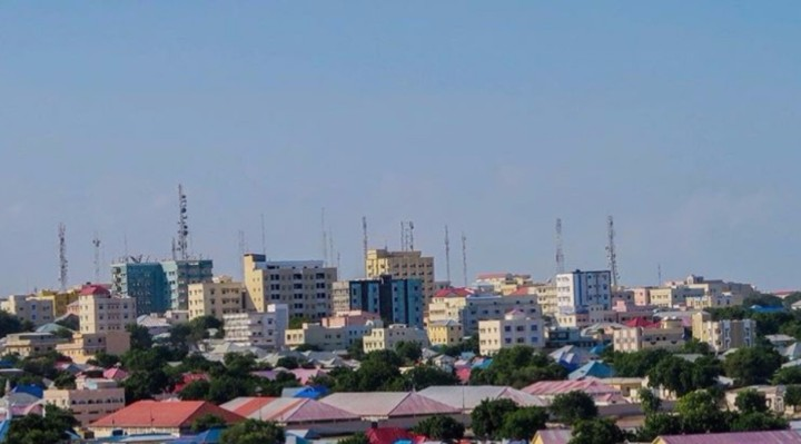 Population of Cities in Somalia (2019)