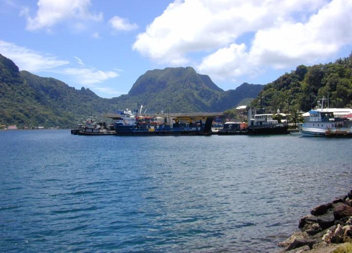 American Samoa Population in 2018