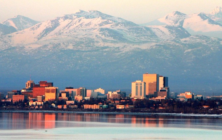 Anchorage Population in 2018