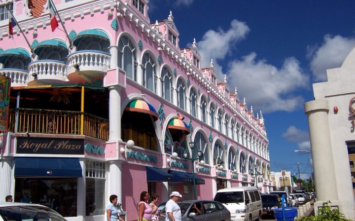 Aruba Population in 2018