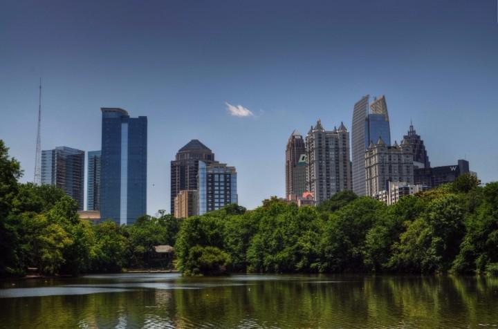 Atlanta Population in 2018
