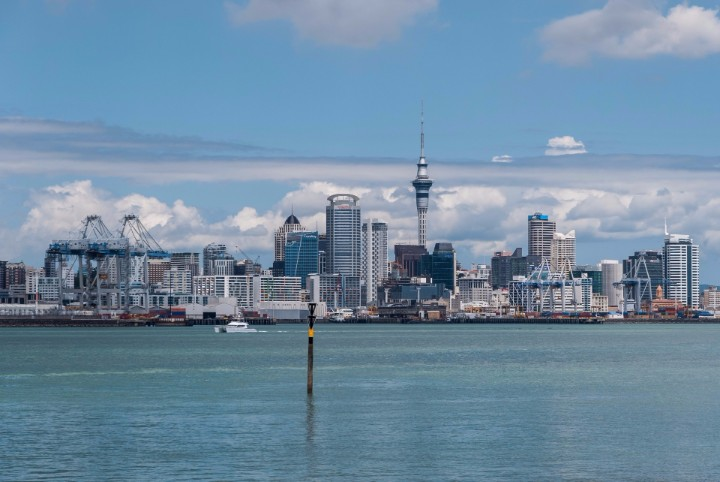 Auckland Population in 2018