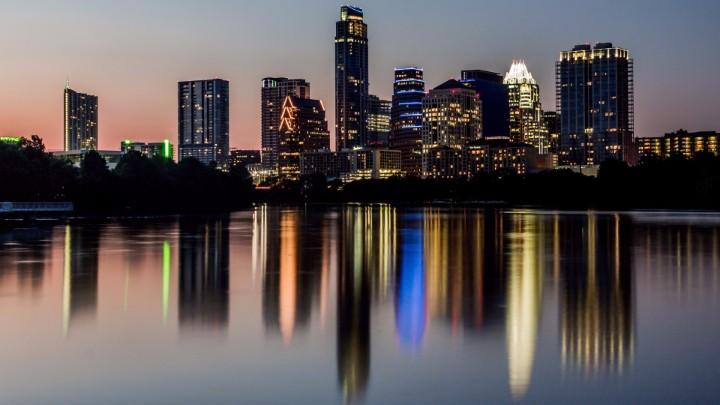 Austin Population in 2018