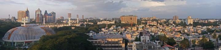 Bangalore Population in 2018