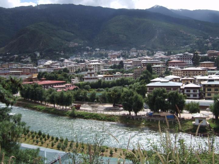 Bhutan Population in 2018