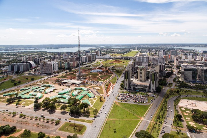 Brasilia Population in 2018