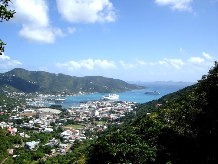 British Virgin Islands Population in 2018