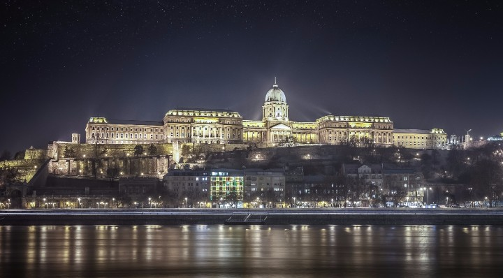Budapest Population in 2018