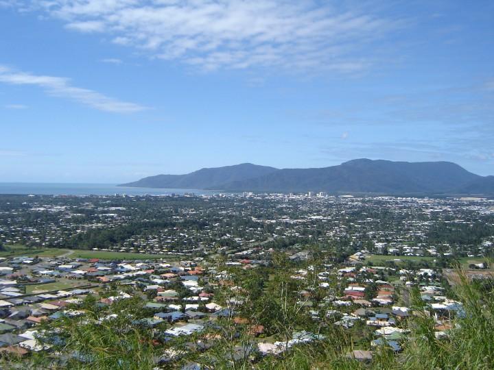 Cairns Population in 2018