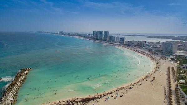 Cancun Population in 2018