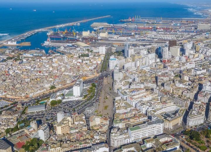 Casablanca Population in 2018