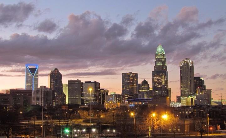 Charlotte Population in 2018