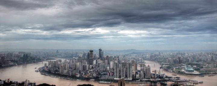Chongqing Population in 2018