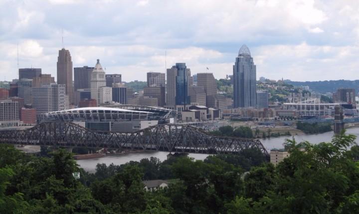 Cincinnati Population in 2018