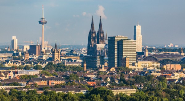 Cologne Population in 2018