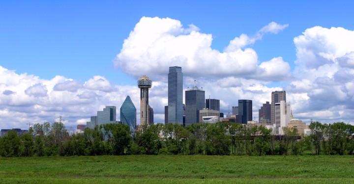 Dallas Population in 2018