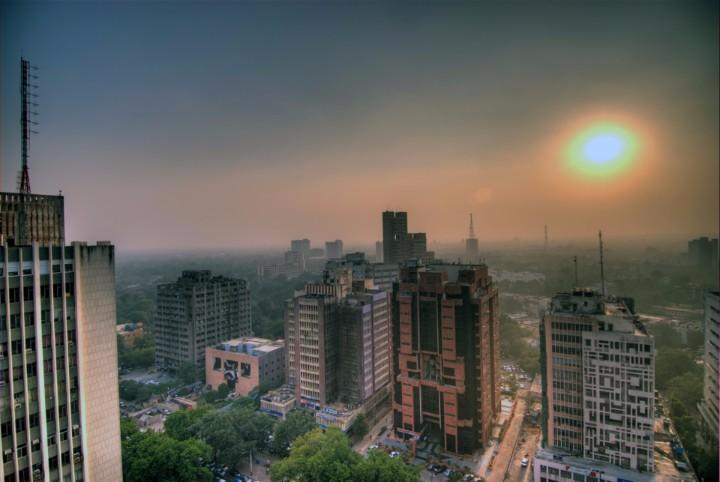 Delhi Population in 2018