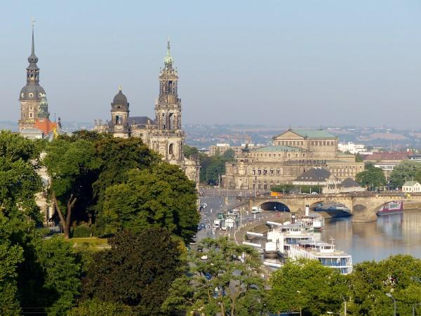 Dresden Population in 2018