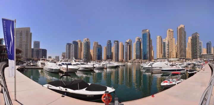 Dubai Population in 2018