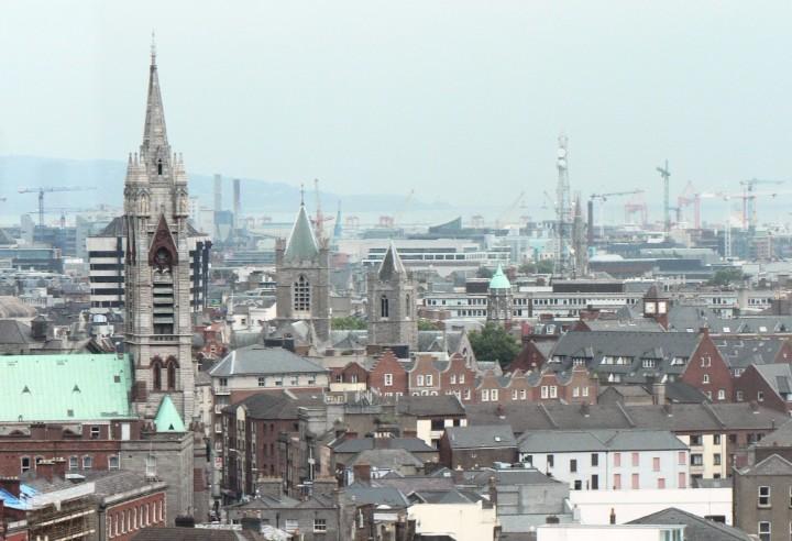 Dublin Population in 2018