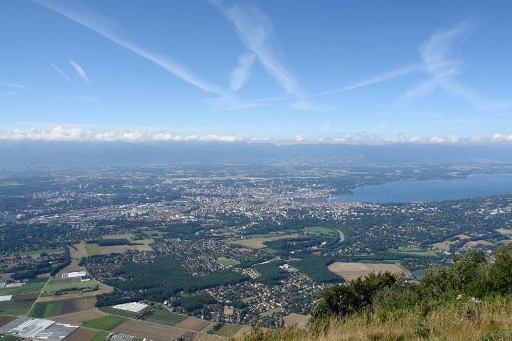 Geneva Population in 2018