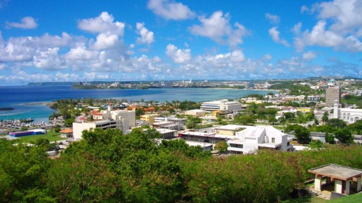 Guam Population in 2018