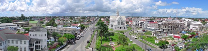 Guyana Population in 2018