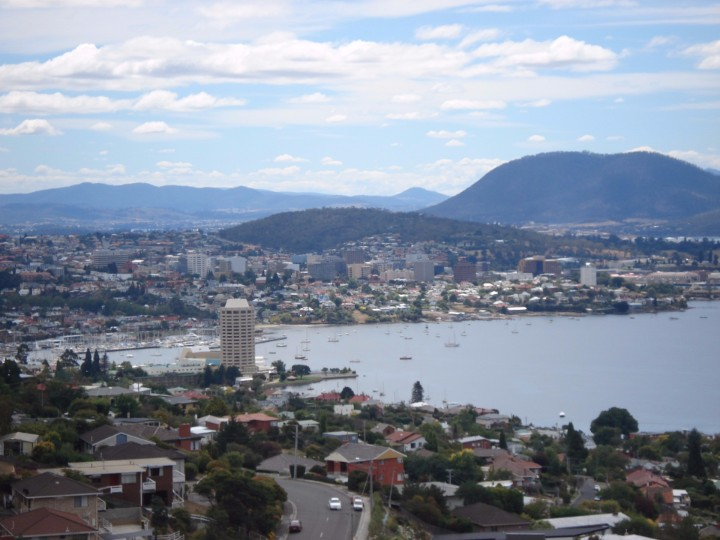 Hobart Population in 2018