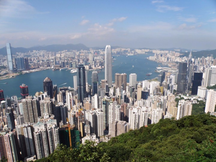 Hong Kong Population in 2018