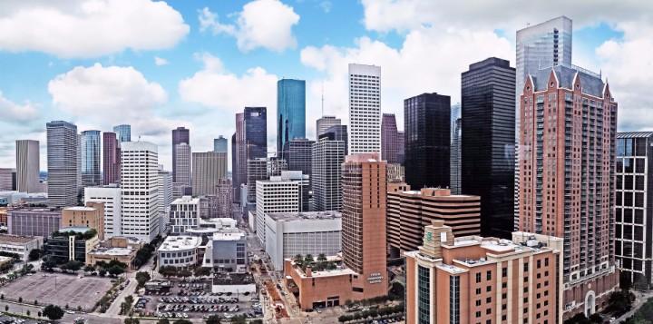 Houston Population in 2018